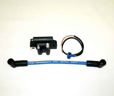 582508 Johnson Evinrude Ignition Coil 48 Hp 1989-1990 2 Cyl WSM 183-2508 OEM# 18-5179