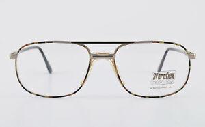 SFEROFLEX-LUXOTTICA-Brille-PAT-2026-S638-54-17-135-Vintage-Eyeglasses-Frame-NOS