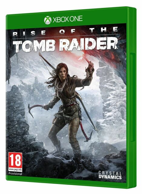 RISE OF THE TOMB RAIDER Xbox one NEW DISPATCHING TODAY ALL ORDERS BY 2 PM