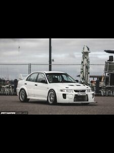 1996 Mitsubishi Evolution