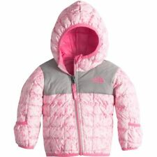 cb2b4ec39f27 The North Face Infant Girls Thermoball Bunting Snow Suit Luminous ...