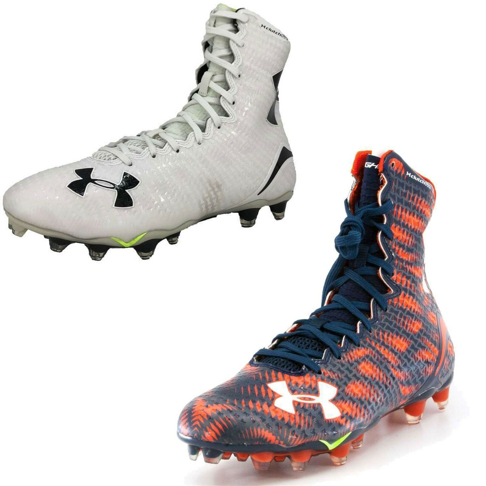 Under Armour Uomo Uomo Uomo UA Team Highlight MC Football Cleats f52833