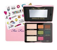 Too Faced Totally Cute Sticker Eye Shadow Palette. Authentic