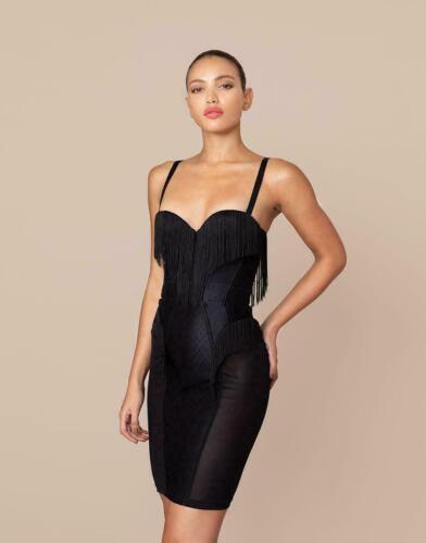 various sizes Agent Provocateur black BNWT Tabbie Dress