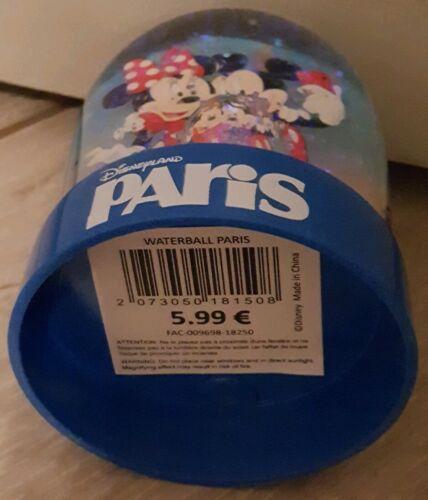 WATERBALL Boule à Eau PARIS Disneyland Paris