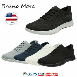 Bruno Marc Mens Walking Shoes Breathable Fashion Sneaker Casual Shoe Size 6.5-13
