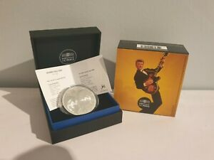 10 Euros Argent France 2020 Johnny Hallyday BE Proof - 7500 exemplaires !