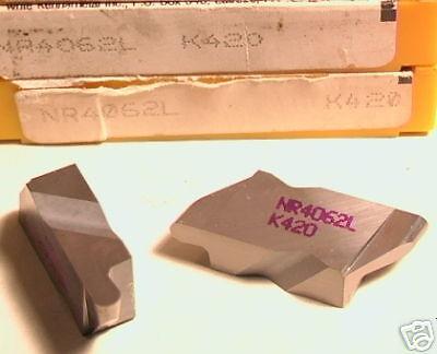 NR4062L K420 KENNAMETAL INSERTS