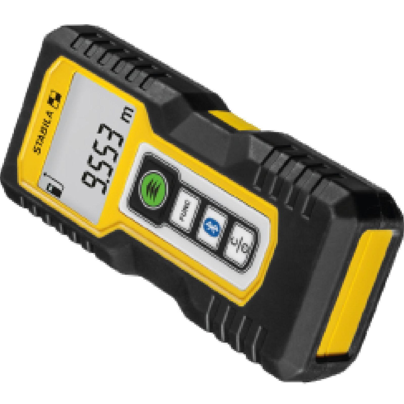 Laser-Entfernungsmesser LD250BT -  IP54  - 0,02 bis 50m -  STABILA LD 250 BT