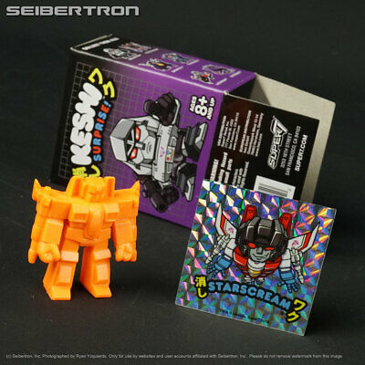 Transformers Super7 Keshi Surprise Autobot Series Decoy Orange BUMBLEBEE