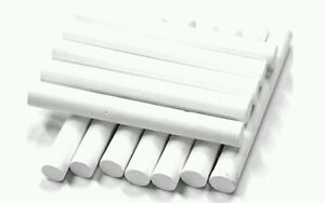 12 PCS CHALKS WHITE IDEAL FOR SCHOOL OFFICES OR HOME
