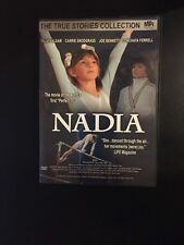 NADIA DVD THE TRUE STORIES COLLECTION AUTHENTIC RARE U.S. DVD