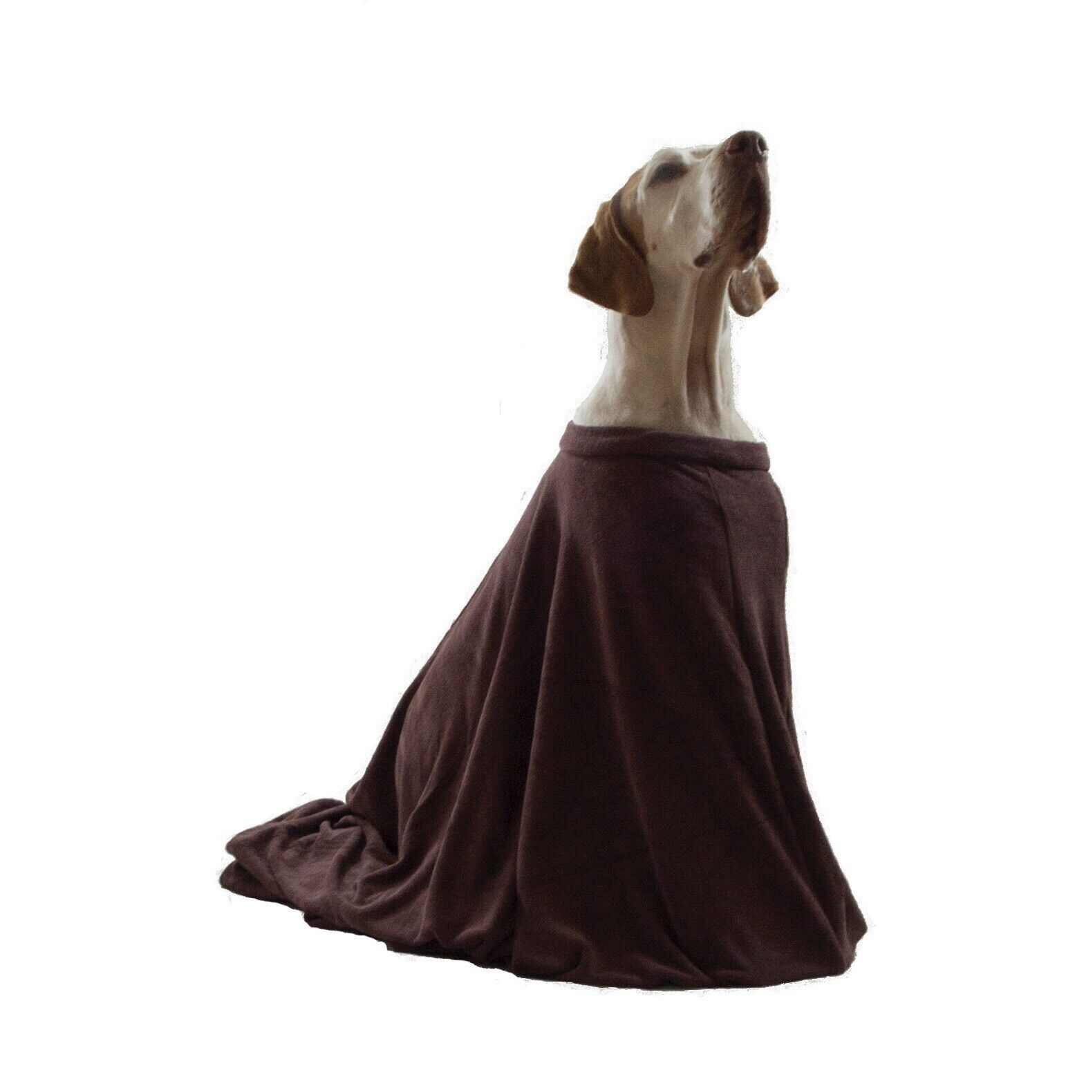 Premium XL Dog Bag Towel Alsatian Great Dane Leon Berger St Bernard Bulldog