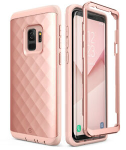 quality design d4820 bdc69 Samsung Galaxy S9 / S9 PLUS Case Clayco [Hera] Shockproof Protective ...