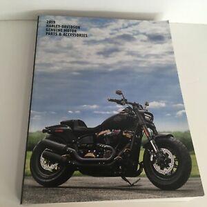 Harley Davidson 2019 Genuine Motor Parts Accessories Catalog Book Motorcycle Ebay
