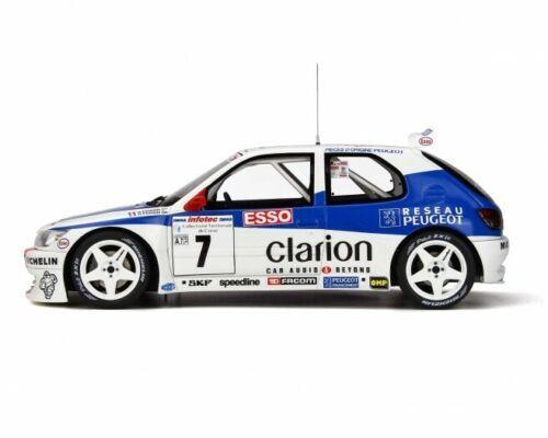 1:18 Otto Peugeot 306 Maxi Tour de Corse OT664 NEU NEW