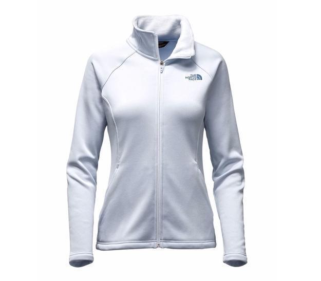 The North Face Mujeres agave cremallera completa de chaqueta de  (S) azul claro  online barato