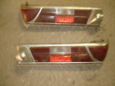 mercedes w111 RIGHT + LEFT TAIL LIGHTS, FOR 220S, 300SE SEDAN