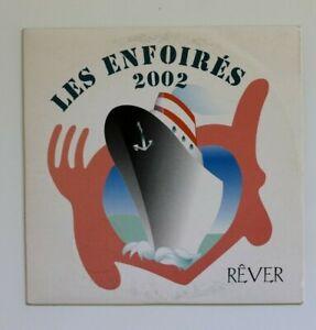 LES-ENFOIRES-CHANTENT-MYLENE-FARMER-REVER-CD-PROMO-RTL