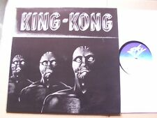 KING-KONG,SAME lp m-/m- sky records 052 , Germany 1981