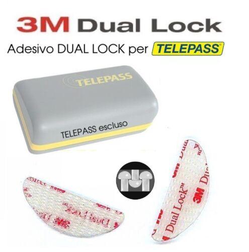 3M DUAL LOCK SJ3560 SISTEMA DI ANCORAGGIO DEL TELEPASS IN SOSPENSIONE ADESIVI