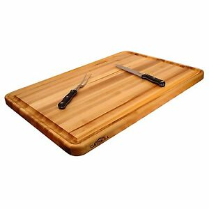 large wood cutting board 20x30 butcher block cutting board