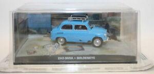 Fabbri 1/43 Scale Diecast - ZAZ-965A - Goldeneye