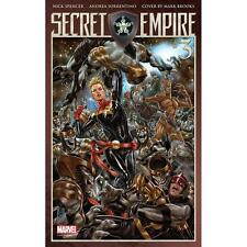 SECRET EMPIRE #3 (OF 9) MARVEL 1st Print 31/05/17 NM