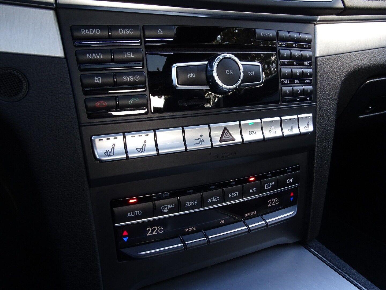 Mercedes E400 3,0 AMG Coupé aut. - billede 8