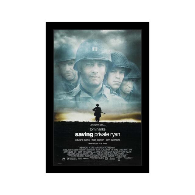 Saving Private Ryan Movie Poster 24x36 Art