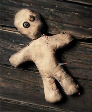 How to Make a Voodoo Doll Black Magic Zombie Supernatural Spells Curses DVD CD