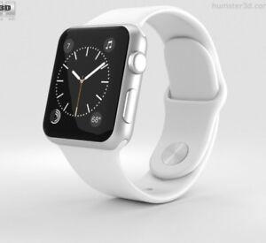 Apple Watch Series 2 Con Caja De Aluminio Color Plata 42mm Ebay