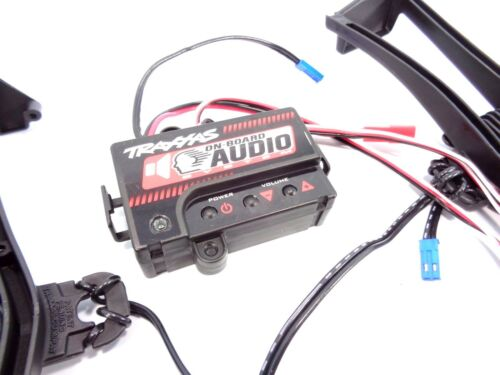 NEW TRAXXAS SLASH ON BOARD AUDIO SOUND SYSTEM WITH MODULE ...