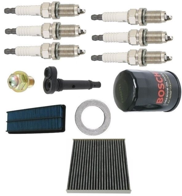 For Acura TL 04-06 3.2L Tune Up Kit Complete Filters PCV