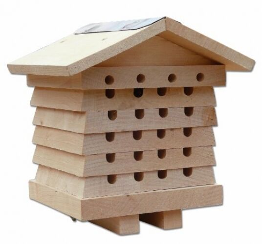 Wildlife World Solitary Bee Hive UK POST FREE
