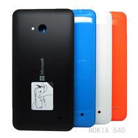 Original OEM Battery door Back cover Shell Housing for Nokia Microsoft Lumia 640