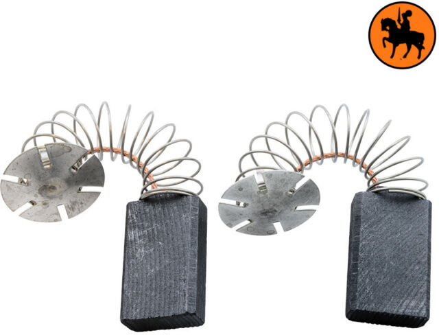 Carbon Brushes For AEG 19-005 4931216147 WSC2300S WSCD2300S Angle Grinder NEW