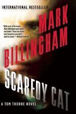 Scaredy Cat (The Di Tom Thorne) by Billingham, Mark