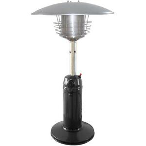 Image Is Loading Garden Radiance Stainless Steel Tabletop Outdoor Patio Heater