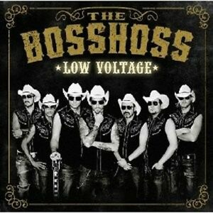 The-Bosshoss-034-Low-Voltage-034-cd-nuovo
