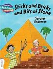 Sticks and Bricks and Bits of Stone White Band by Scoular Anderson (Paperback, 2000)