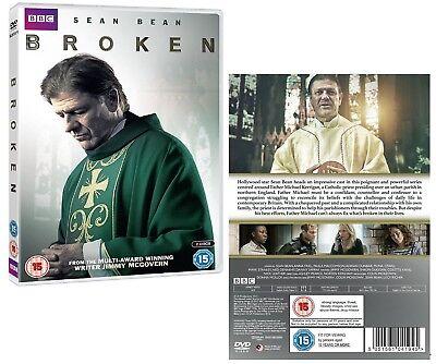 BROKEN (2017): Priest Michael Kerrigan BBC TV Drama Season Series Rg2 DVD  not US | eBay