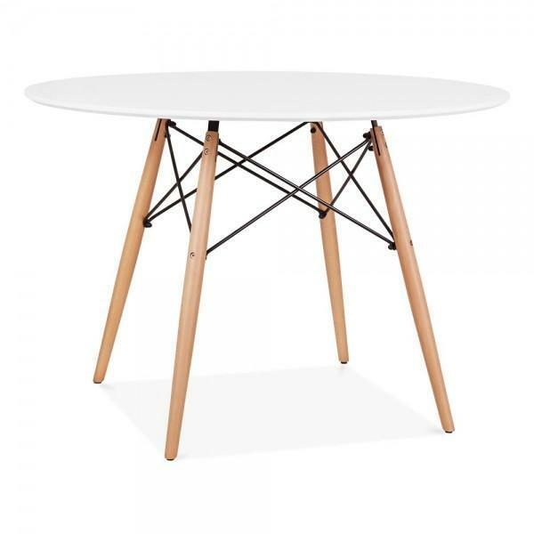 Mesa de comedor o cocina Wad2 100 cm.
