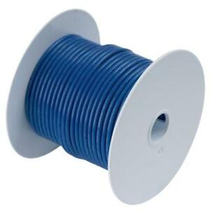 Ancor 102110 RV/ Boat Marine Grade Primary Electrical Wire #16 Gauge Blue 100'