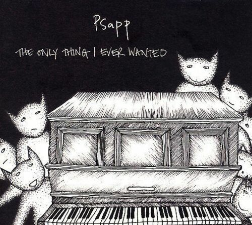 1 of 1 - The Only Thing I Ever Wanted by Psapp (CD, Jun-2006, Domino)