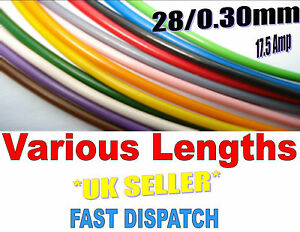 16.5amp 32//0.20mm Thin wall auto cable wiring loom can motorbike marine