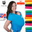 BABY SLING STRETCHY WRAP CARRIER MANY COLOURS!!! Extra light and silky soft