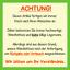 Wandtattoo-Spruch-Denke-willst-was-Du-hast-Wandsticker-Wandaufkleber-Sticker-2 Indexbild 5