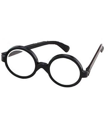 Despicable Me Minion Glasses CLEAR LENSES Eyes Fancy Dress Costume Accessory