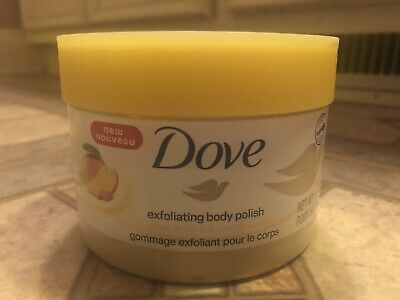 Dove Exfoliating Body Polish Crushed Almond And Mango Butter Ebay